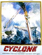 Cyclone - French Movie Poster (xs thumbnail)