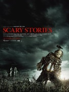 Scary Stories to Tell in the Dark - French Movie Poster (xs thumbnail)