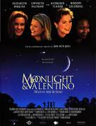 Moonlight and Valentino - Spanish Movie Poster (xs thumbnail)