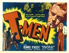 T-Men - Theatrical movie poster (xs thumbnail)
