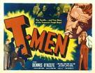 T-Men - Theatrical poster (xs thumbnail)