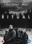 The Ritual - British Movie Cover (xs thumbnail)