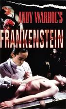 Flesh for Frankenstein - VHS movie cover (xs thumbnail)
