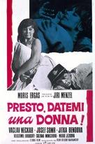 Ostre sledované vlaky - Italian Movie Poster (xs thumbnail)