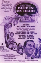 Deep in My Heart - Movie Poster (xs thumbnail)