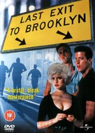 Last Exit to Brooklyn - British DVD cover (xs thumbnail)