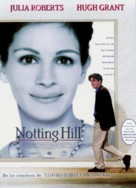 Notting Hill - Spanish Movie Poster (xs thumbnail)
