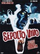 Premature Burial - Italian DVD cover (xs thumbnail)