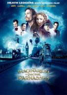 The Imaginarium of Doctor Parnassus - Norwegian Movie Poster (xs thumbnail)