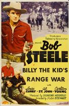 Billy the Kid's Range War - Re-release poster (xs thumbnail)