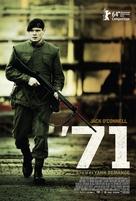 '71 - British Movie Poster (xs thumbnail)