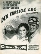 The Racers - Danish Movie Poster (xs thumbnail)