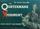The Quatermass Xperiment - British Movie Poster (xs thumbnail)