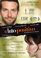 Silver Linings Playbook - Italian Movie Poster (xs thumbnail)