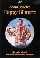 Happy Gilmore - Swedish DVD movie cover (xs thumbnail)