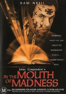 In the Mouth of Madness - Australian Movie Cover (xs thumbnail)