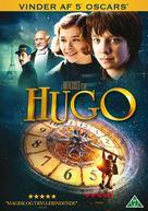 Hugo - Danish DVD cover (xs thumbnail)