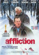 Affliction - French DVD movie cover (xs thumbnail)