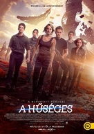 The Divergent Series: Allegiant - Hungarian Movie Poster (xs thumbnail)