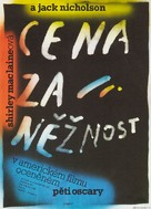 Terms of Endearment - Czech Movie Poster (xs thumbnail)