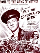 Hail the Conquering Hero - Movie Poster (xs thumbnail)