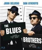 The Blues Brothers - Blu-Ray movie cover (xs thumbnail)