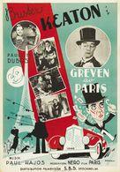Le roi des Champs-Élysées - Swedish Movie Poster (xs thumbnail)