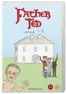 """Father Ted"" - Danish Movie Cover (xs thumbnail)"