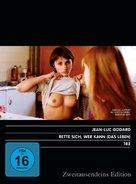 Sauve qui peut - German DVD cover (xs thumbnail)