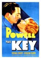 The Key - Movie Poster (xs thumbnail)
