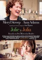 Julie & Julia - Spanish Movie Poster (xs thumbnail)