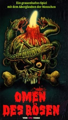 Gong tau - German VHS movie cover (xs thumbnail)
