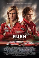 Rush - Movie Poster (xs thumbnail)