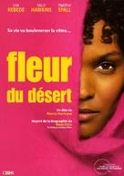 Desert Flower - French DVD cover (xs thumbnail)