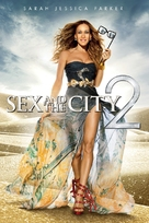 Sex and the City 2 - DVD cover (xs thumbnail)