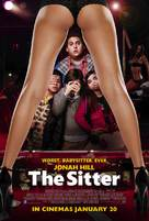 The Sitter - British Movie Poster (xs thumbnail)
