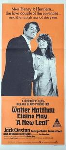 A New Leaf - Australian Movie Poster (xs thumbnail)