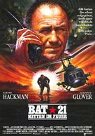 Bat*21 - German Movie Poster (xs thumbnail)