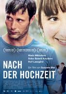 Efter brylluppet - German Movie Poster (xs thumbnail)