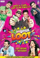 Loot - Indian Movie Poster (xs thumbnail)