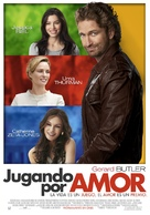 Playing for Keeps - Chilean Movie Poster (xs thumbnail)