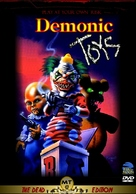 Demonic Toys - DVD cover (xs thumbnail)