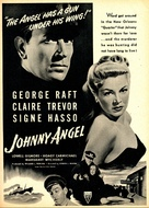 Johnny Angel - poster (xs thumbnail)