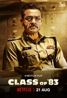 Class of 83 - Indian Movie Poster (xs thumbnail)