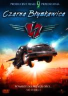 Chernaya molniya - Polish Movie Cover (xs thumbnail)