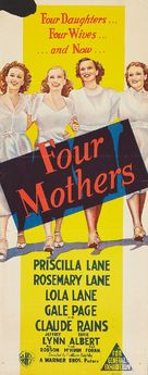 Four Mothers - Australian Movie Poster (xs thumbnail)