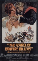 Dance of the Vampires - Movie Poster (xs thumbnail)