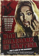 Don't Look in the Basement - Italian Movie Cover (xs thumbnail)
