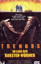 Tremors - German Movie Cover (xs thumbnail)