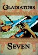 La rivolta dei sette - DVD cover (xs thumbnail)